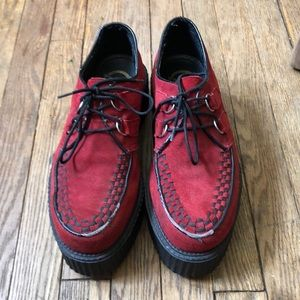 Men's Red Creepers